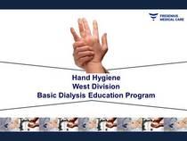 Hand hygiene cover cv