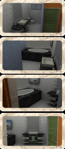 Banheiro cv