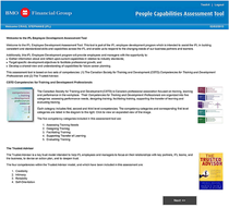 Ifl pcp welcome page cv
