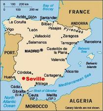 Seville cv
