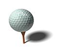 Golf ball cv