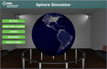 Sphere sim cv