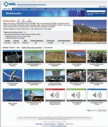 Nrel video catalog cv