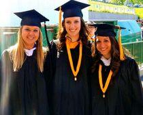 Danielle graduation n cv