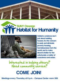 Habitatforhumanity cv