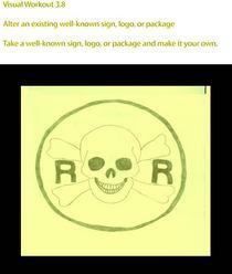 Visual workout skull rail road  cv
