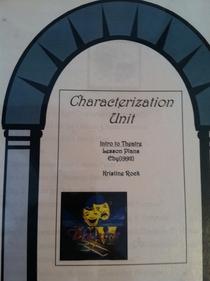 Characterization unit cv