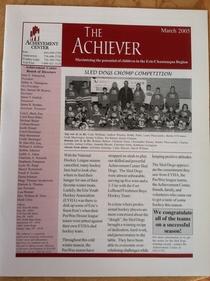 The achiever cv