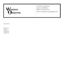 Chaz letterhead wo final cv