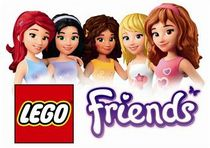Legofriends cv
