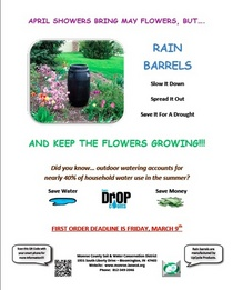2011 rain barrel sales flyer cv