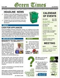 Fall 2011 green times icon cv