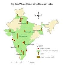 India e waste icon cv