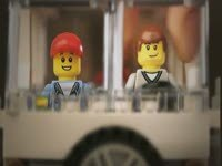 Lego father son roadtrip 2150 cv