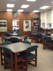Librarytables cv