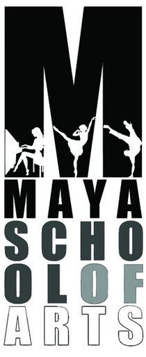 Maya logo portfolio cv