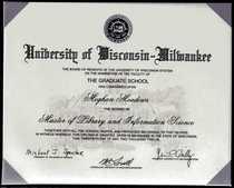 Uwm degree cv