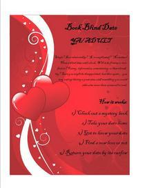 Book blind dating cv
