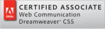 Adobe dw logo cv