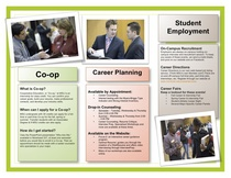 Csce brochure for academic advising cv