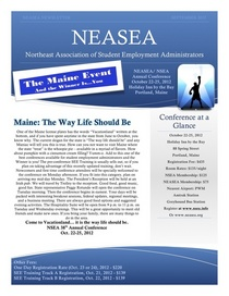 Csce neasea newsletter   sept. 2012 cv