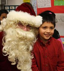 Santa small cv