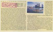 Singapore cover cv