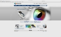 New web page cv