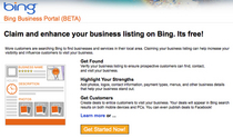 Bing business portal2 cv
