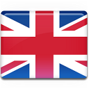 United kingdom flag icon cv