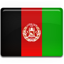 Afghanistan flag icon cv