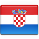 Croatian flag icon cv