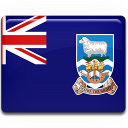Falkland islands icon cv
