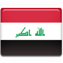 Iraq flag icon cv