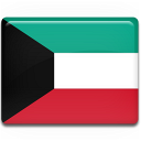 Kuwait flag icon cv