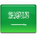Saudi arabia flag icon cv