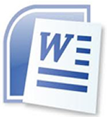 Microsoft office 2010  word cv
