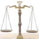 Scales of justice cv