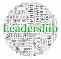 14255691 leadership concept in word tag cloud on white background cv