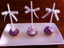Cake pops cv