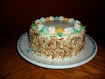 Italian rum cake cv