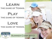 Learn play love summer camp cv