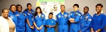 Cber space camp cv