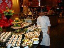 Prakash salad buffet cv