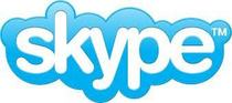 Skype logo cv