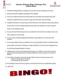 Bingo rules pic cv