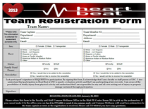 Heart beat 2013 registration form picture cv