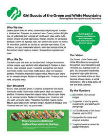 Girl scout fact sheet1 cv