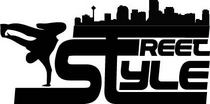 Street style logo type cv