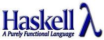 Haskell logo cv